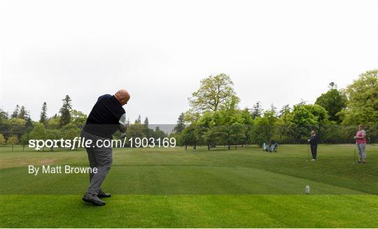 Golf Resumes in Ireland