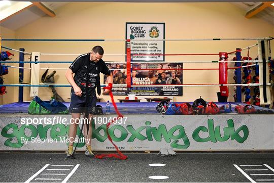 Boxer Niall Kennedy Feature