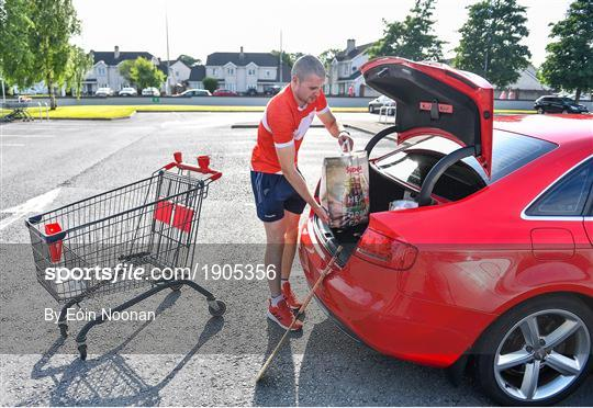 Monaleen GAA Club help out in the Community