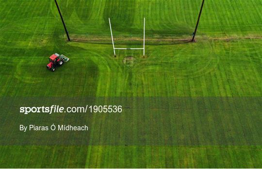 Ardclough GAA prepares for return to team training