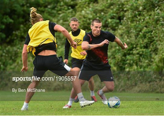 Dundalk Training Session