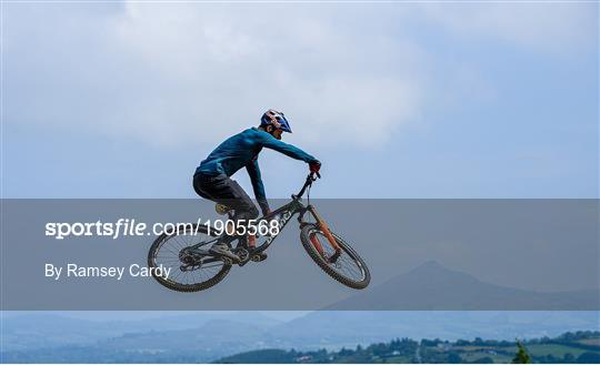 Enduro Mountain Bike Rider and Red Bull Athlete Greg Callaghan