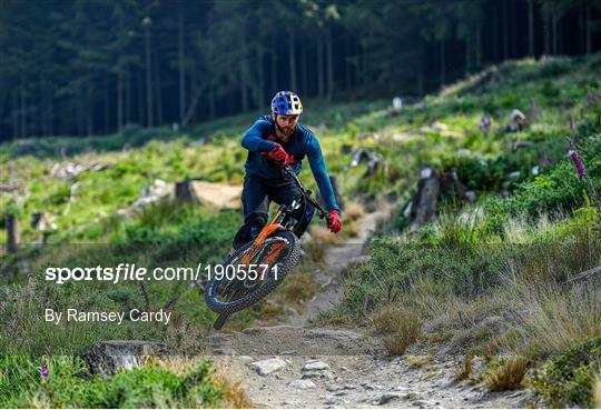 Enduro Mountain Bike Rider and Red Bull Athlete Greg Callaghan
