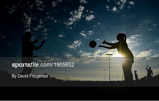 Clontarf GAA Club Training Session