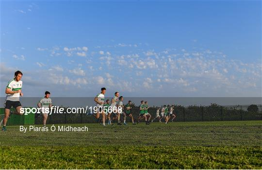 Moorefield GAA Club Training Session