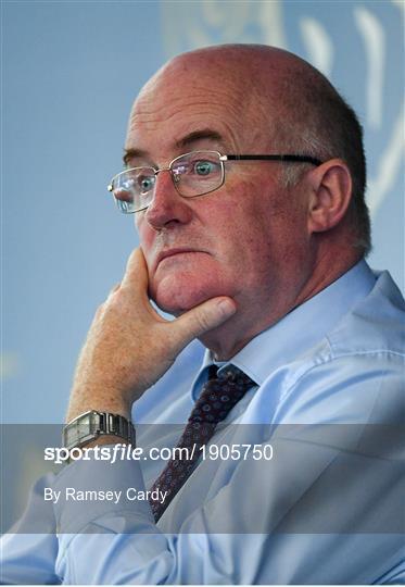 GAA Fixtures Press Conference
