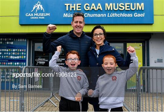 GAA Museum & Tours Reopening