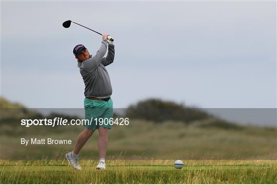 Flogas Irish Scratch Series