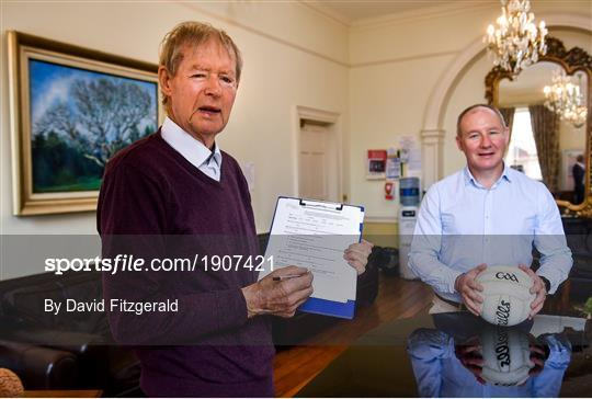Off The Ball Inter-County GAA Quiz Launch