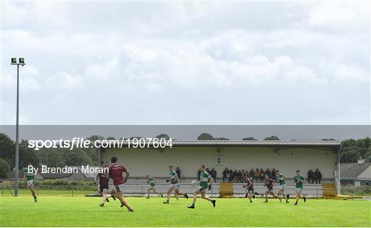 Listry v Dromid Pearses - Senior Football Club Challenge match