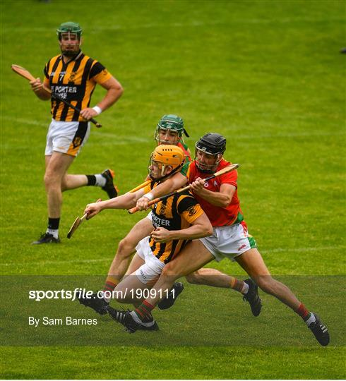 Rapparees-Starlights v Shelmaliers - Wexford County Senior Hurling Championship Group D Round 1