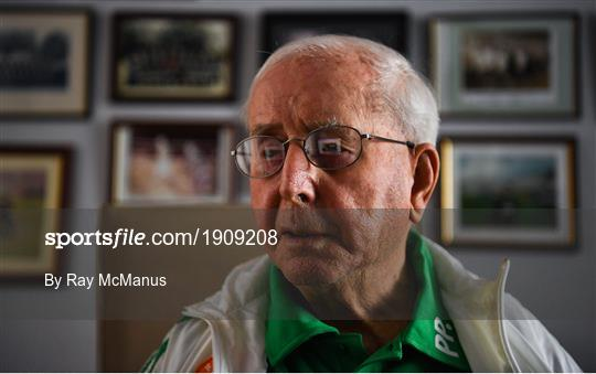 Republic of Ireland Supporters Remember Jack Charlton