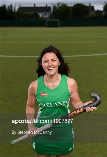 "Circle K's ""Here for Ireland"" Campaign Launch - Roisin Upton"