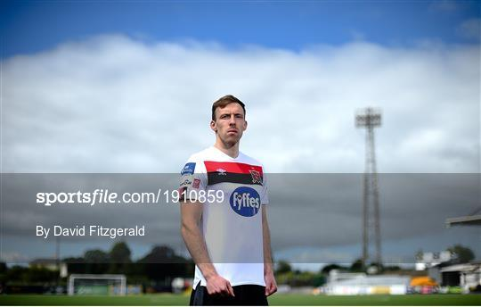 Dundalk FC New Signing - David McMillan