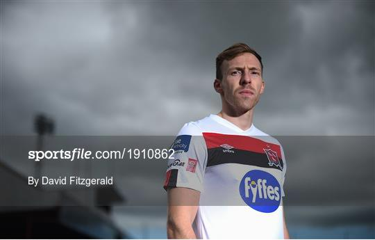 Dundalk FC New Signing - David McMillan