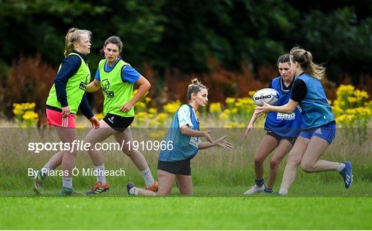 Leinster U18 Girls Squad Training