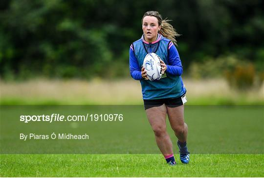 Leinster U18 Girls Squad Training