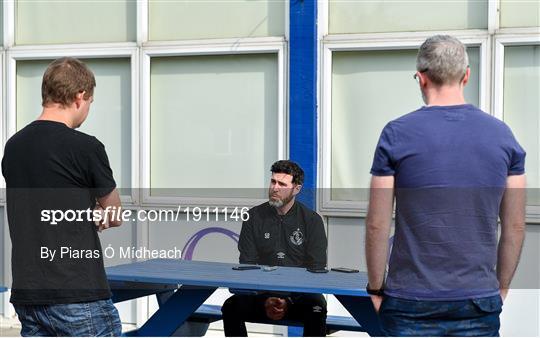 Shamrock Rovers Media Conference