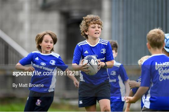 Bank of Ireland Leinster Rugby Summer Camp - Coolmine