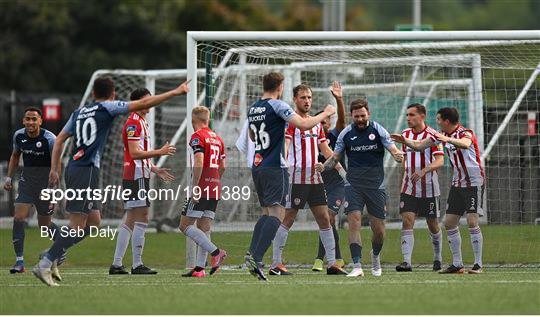 Derry City v Sligo Rovers - SSE Airtricity League Premier Division