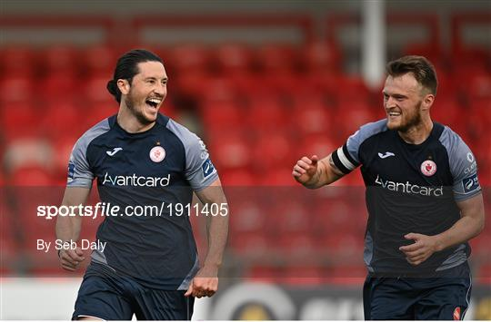 Derry City v Sligo Rovers - SSE Airtricity League Premier Division