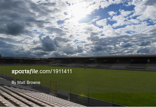 Ballyhale Shamrocks v Tullaroan - Kilkenny County Senior Hurling League Group A