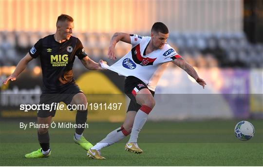Dundalk v St Patrick's Athletic - SSE Airtricity League Premier Division