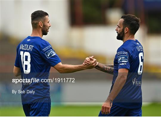 Shelbourne v Waterford - SSE Airtricity League Premier Division