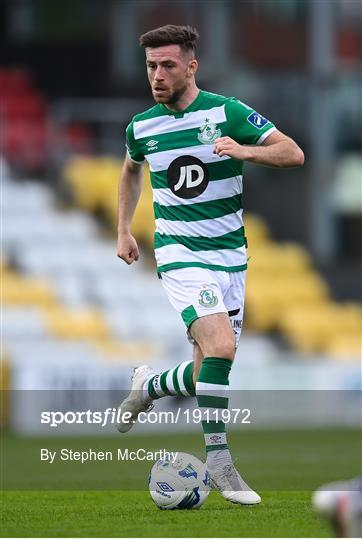 Shamrock Rovers v Finn Harps - SSE Airtricity League Premier Division