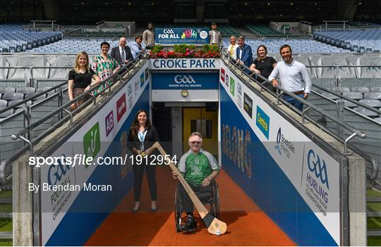 Launch of the first ever GAA National Inclusive Fitness Day