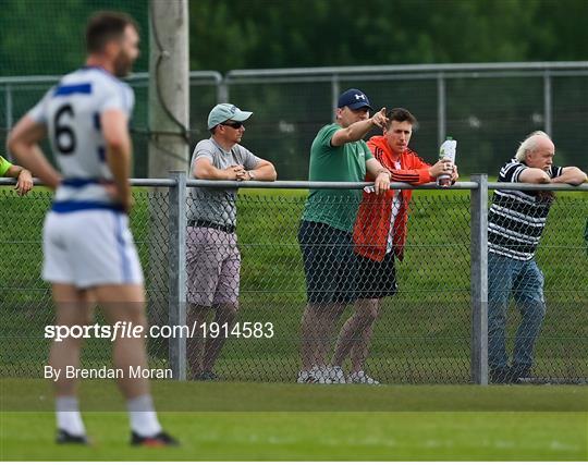 Castlebar Mitchels v Breaffy - Mayo County Senior Football Championship Group 1 Round 3