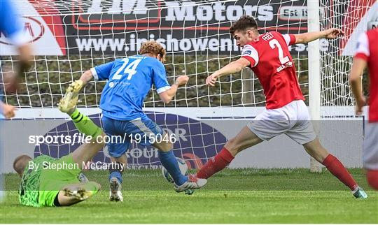 Finn Harps v St. Patrick's Athletic - Extra.ie FAI Cup First Round