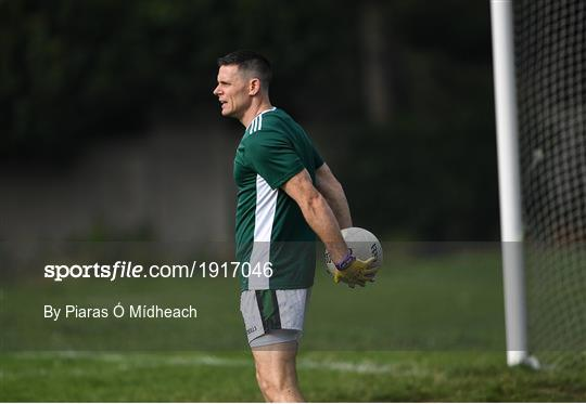 Cuala v Parnells - Dublin County Senior 2 Football Championship Group 2 Round 3