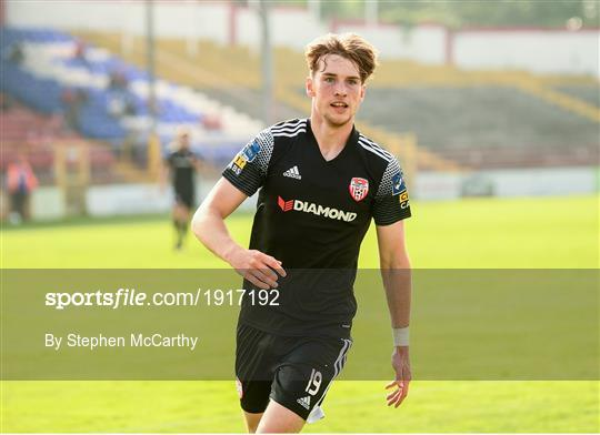 Shelbourne v Derry City - SSE Airtricity League Premier Division