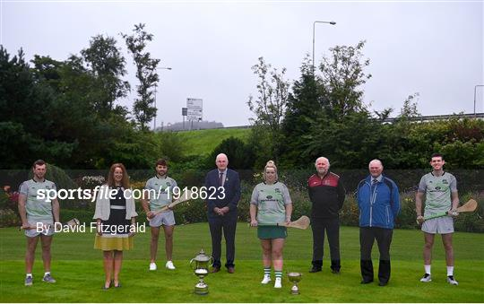 Launch of M. Donnelly Poc Fada All Ireland Finals