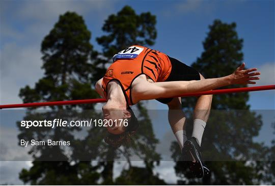 Irish Life Health National Senior and U23 Athletics Championships - Day Two