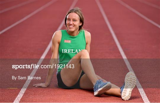 Circle K's Here for Ireland Campaign - Greta Streimikyte