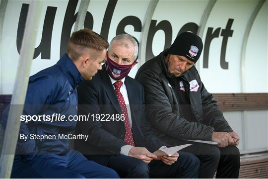 Galway United v Shelbourne - Extra.ie FAI Cup Second Round