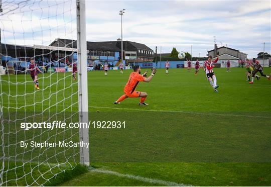 Drogheda United v Derry City - Extra.ie FAI Cup Second Round