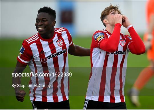 Drogheda United v Derry City - Extra.ie FAI Cup Second Round