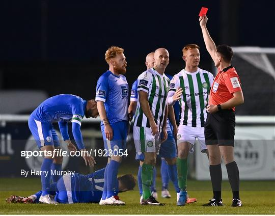 Bray Wanderers v Finn Harps - Extra.ie FAI Cup Second Round