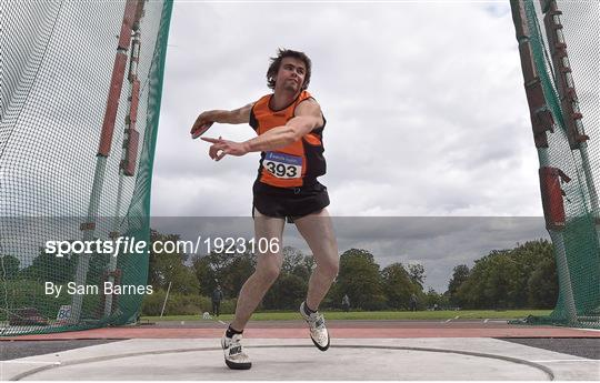 Irish Life Health National Senior and U23 Athletics Championships - Day Three