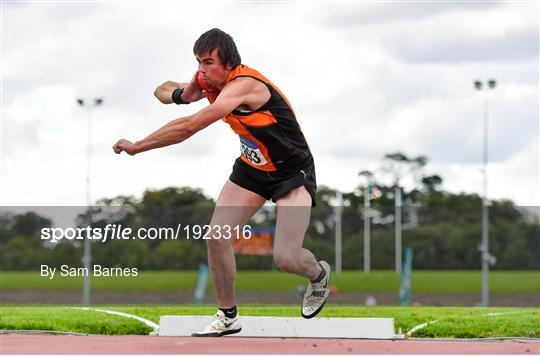 Irish Life Health National Senior and U23 Athletics Championships - Day Four