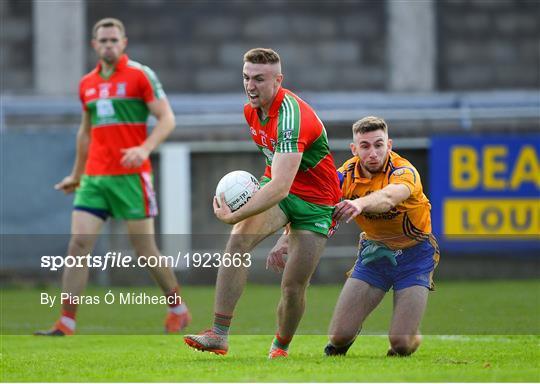 Ballymun Kickhams v Na Fianna - Dublin County Senior Football Championship Quarter-Final