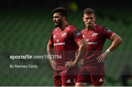 Munster v Connacht - Guinness PRO14 Round 15