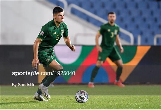 Bulgaria v Republic of Ireland - UEFA Nations League B