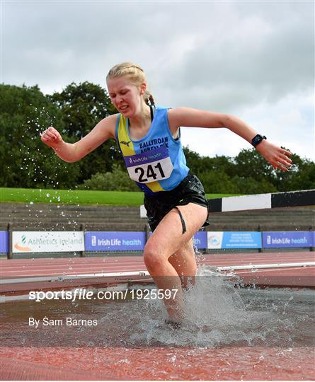 Irish Life Health National Junior Track and Field Championships