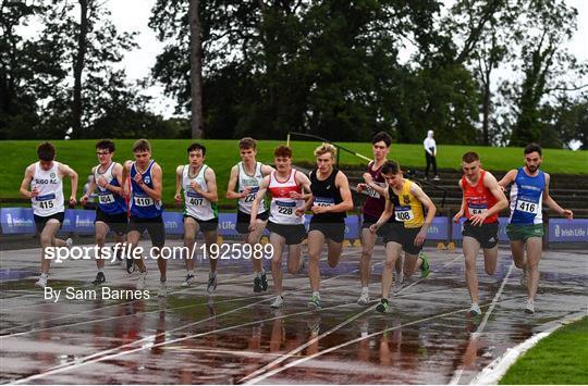 Irish Life Health National Junior Track and Field Championships