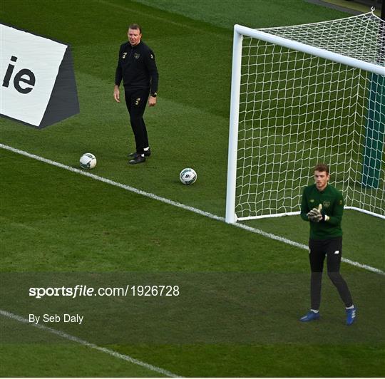 Republic of Ireland v Finland - UEFA Nations League B