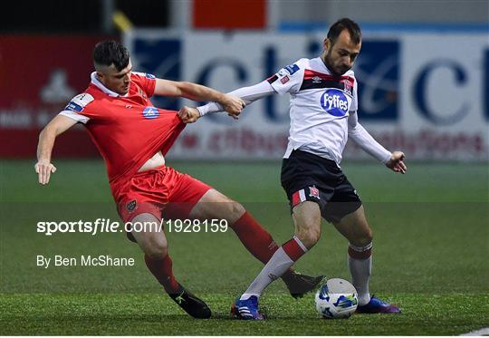 Dundalk v Shelbourne - SSE Airtricity League Premier Division
